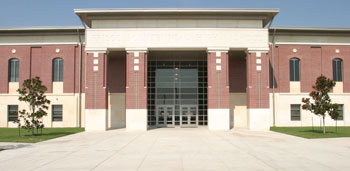 Centennial High School in Frisco ISD